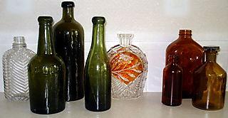 Naked bottles